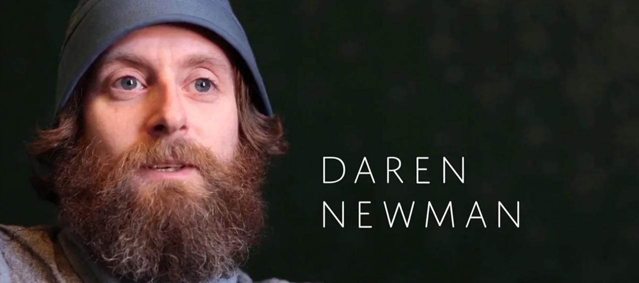 Daren Newman